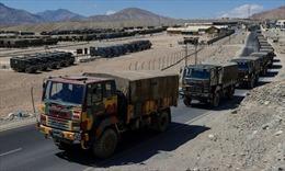 Trung Quốc xây 10 căn cứ không quân áp sát biên giới Ấn Độ