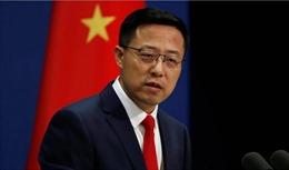 Trung Quốc yêu cầu Mỹ rút binh sĩ đồn trú ở Đài Loan
