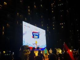Người hâm mộ Hà thành đón chờ ngôi vương World Cup 2018