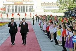 Tổng Bí thư, Chủ tịch Trung Quốc Tập Cận Bình gửi Điện chia buồn việc Chủ tịch nước Trần Đại Quang từ trần