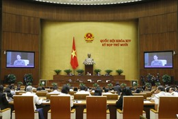 Thủ tướng Chính phủ Nguyễn Xuân Phúc kêu gọi sự nỗ lực bằng cả trái tim và khối óc