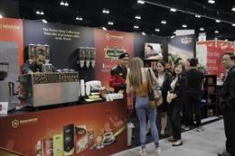 King Coffee chinh phục thị trường Mỹ