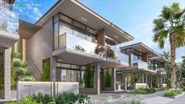 Happy Beach Villas: biệt thự kết hợp giữa nghỉ dưỡng và kinh doanh