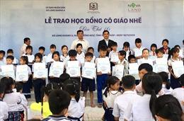 Học bổng cô giáo Nhế- nối gần những giấc mơ cho học trò nghèo