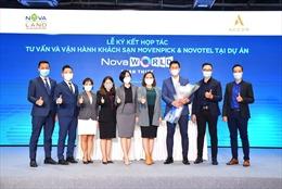 Thương hiệu khách sạn MÖVENPICK và NOVOTEL sẽ có mặt tại Novaworld Phan Thiet