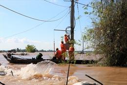 Tổng công ty Điện lực miền Nam: Tăng cường hướng dẫn phòng tránh tai nạn điện mùa mưa bão