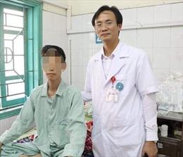 Quy trình báo động đỏ giúp cứu sống bệnh nhân bị dao đâm xuyên bụng