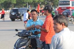 Vé chợ đen 'nóng sốt' trước trận đấu Việt Nam- Malaysia