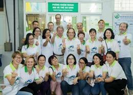 500 trẻ em dị tật được tái tạo bộ phận sinh dục miễn phí