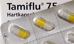 Người dân chỉ sử dụng thuốc Tamiflu khi được bác sĩ kê đơn