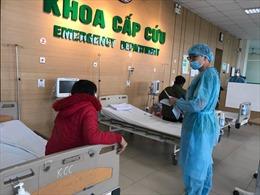 Bốn bệnh nhân mắc nCoV tại Hà Nội đã ổn định, chờ kết quả ra viện