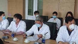 Ba bệnh nhân mắc COVID-19 trở nặng vẫn đang được kiểm soát