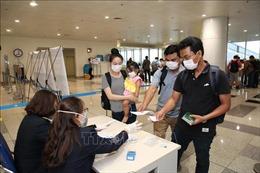 Yêu cầu những người đã nhập cảnh vào Việt Nam trong 14 ngày qua phải tự cách ly, khai báo y tế