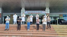 Chiều 14/5, Việt Nam có thêm 8 bệnh nhân COVID-19 được công bố khỏi bệnh