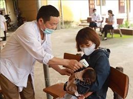 Tiêm vắc xin đủ mũi, đúng lịch để phòng bệnh bạch hầu