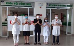 Thêm 2 bệnh nhân COVID-19 khỏi bệnh, Việt Nam chỉ còn 9 bệnh nhân đang điều trị