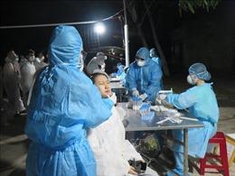 Thêm 8 ca mắc mới COVID-19 trong cộng đồng tại Đà Nẵng