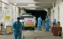 Bộ Y tế tăng cường chi viện nhân lực cho Đà Nẵng chống dịch COVID-19
