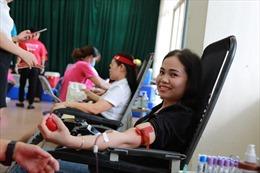 Hành trình đỏ nhân văn của những người hiến máu tình nguyện