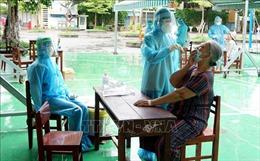 Các địa phương có bệnh nhân COVID-19 khẩn trương truy vết những người về từ Đà Nẵng