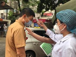 Nghiêm ngặt quy trình đảm bảo bệnh viện an toàn trong mùa dịch COVID-19