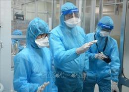 Thứ trưởng Bộ Y tế thông tin về tình hình các bệnh nhân COVID-19 nặng