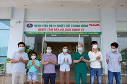 Việt Nam có thêm 6 bệnh nhân COVID-19 khỏi bệnh