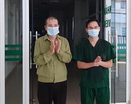 Bệnh nhân COVID-19 là nhân viên giao bánh pizza đã khỏi bệnh