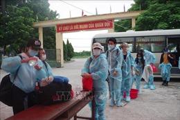 Chiều 31/10, Việt Nam thêm 3 ca mắc mới COVID-19, đều là  ca nhập cảnh