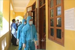 Chiều 29/11, Việt Nam ghi nhận thêm 2 ca mắc mới COVID-19, còn 15.375 người cách ly