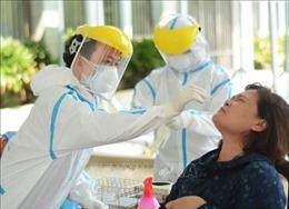 Sáng 6/11, Việt Nam có thêm 3 ca mắc mới COVID-19, đều là ca nhập cảnh