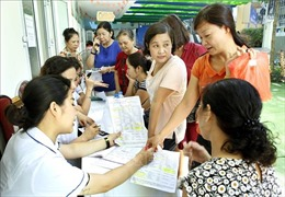 Chương trình Củng cố và phát triển hệ thống thông tin chuyên ngành dân số