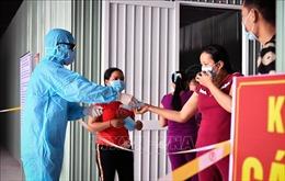Chiều 3/5, Việt Nam ghi nhận một ca mắc COVID-19, được cách ly ngay từ khi nhập cảnh