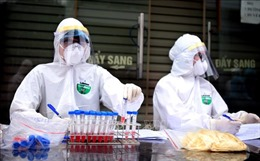 Bệnh nhân sốt cao ở Kiêu Kỵ, Gia Lâm bị nhiễm khuẩn huyết, âm tính với virus SARS-CoV-2