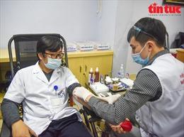 Kêu gọi người dân vượt nỗi lo dịch bệnh đi hiến máu cứu người