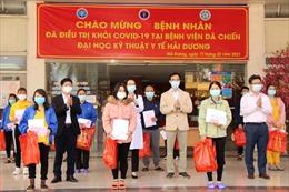Sáng 30 Tết, có 27 bệnh nhân COVID-19 được công bố khỏi bệnh