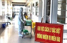Bệnh nhân 1536 đã cai ECMO và có những dấu hiệu cải thiện