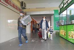 Hà Nội đã lấy mẫu xét nghiệm cho 1.801 người về từ Cẩm Giàng (Hải Dương)