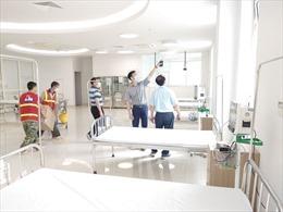Bệnh viện Bạch Mai cơ sở Hà Nam sẵn sàng tiếp nhận bệnh nhân COVID-19