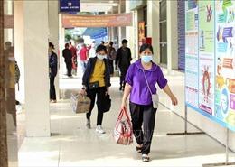 Chiều 2/5, Việt Nam thêm 8 ca mắc COVID-19 trong cộng đồng