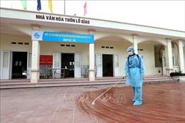 Chiều 4/5, Việt Nam có thêm 1 ca COVID-19 cộng đồng tại Đà Nẵng