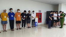 Nhóm người Trung Quốc nhập cảnh trái phép ở Hà Nội đã âm tính với virus SARS-CoV-2