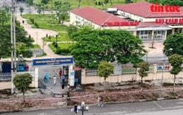 Chùm ca mắc COVID-19 tại Bệnh viện Bệnh nhiệt đới Trung ương là ở khu điều trị nội trú