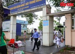Bệnh viện Bệnh nhiệt đới Trung ương cơ sở Kim Chung tiếp tục cách ly tới ngày 26/5