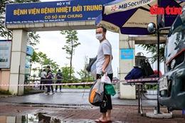 Hà Nội tìm người đã đến Bệnh viện Bệnh nhiệt đới Trung ương cơ sở Kim Chung