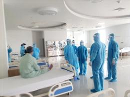 Bệnh viện Bạch Mai cơ sở Hà Nam 'gánh đỡ' 200 bệnh nhân COVID-19
