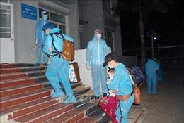 Chiều 4/4, Việt Nam thêm 2 ca mắc COVID-19 đều là ca nhập cảnh tại Tây Ninh