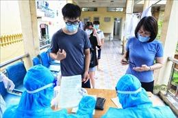 Hà Nội thêm 1 ca dương tính mới, liên quan đến bệnh viện K