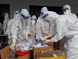 Bộ Y tế chi viện thêm 300 nhân lực xét nghiệm cho Bắc Giang