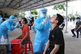 Hà Nội có 1 ca dương tính mới, xét nghiệm trong đêm cho 1.500 người